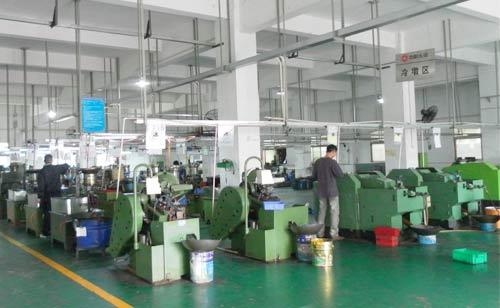 杰阳五金生产设备