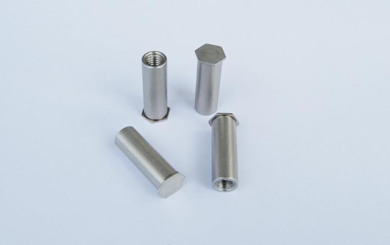 杰阳压铆螺母柱BSOS-3.5M4-25
